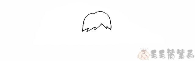 哈利波特简笔画1