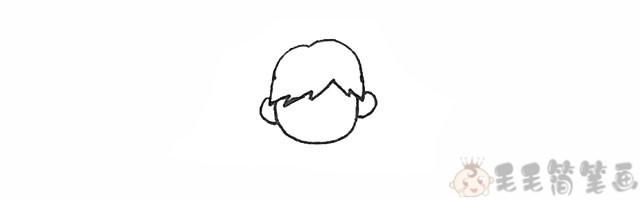 哈利波特简笔画2