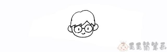 哈利波特简笔画3