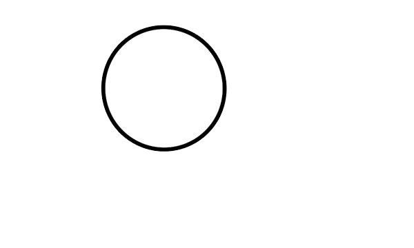 小鸭子简笔画彩色画法步骤步骤图片 中级简笔画教程-第2张