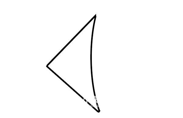 热带鱼简笔画彩色画法 初级简笔画教程-第2张