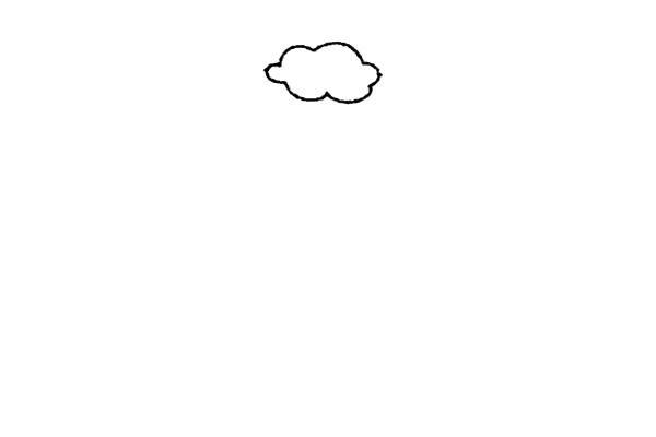 简单九步学画小婴儿简笔画 中级简笔画教程-第2张