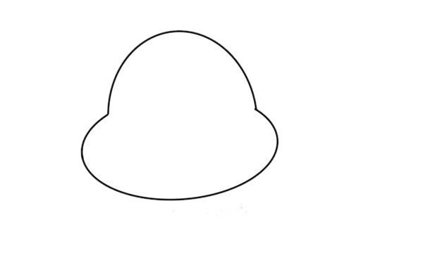小黄狗简笔画,小黄狗怎么画简单画法 中级简笔画教程-第2张