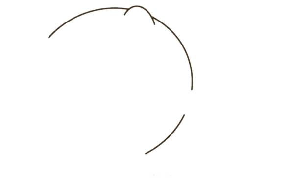 卡通鲨鱼简笔画彩色图片教程 中级简笔画教程-第2张