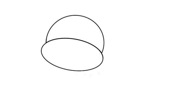 卡通奶牛简笔画 奶牛简笔画步骤图片教程 中级简笔画教程-第2张