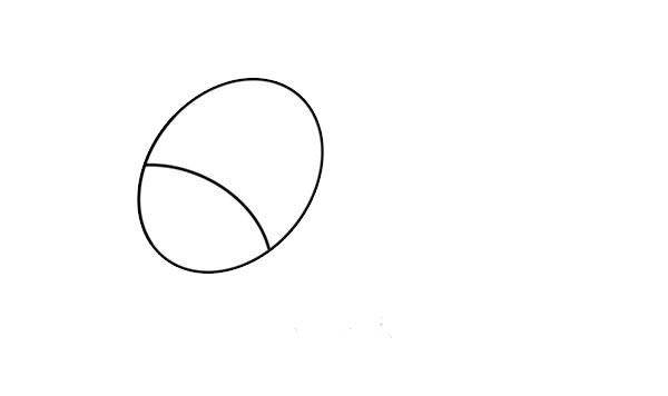 可爱卡通马简笔画 卡通马简笔画步骤图解教程 中级简笔画教程-第2张