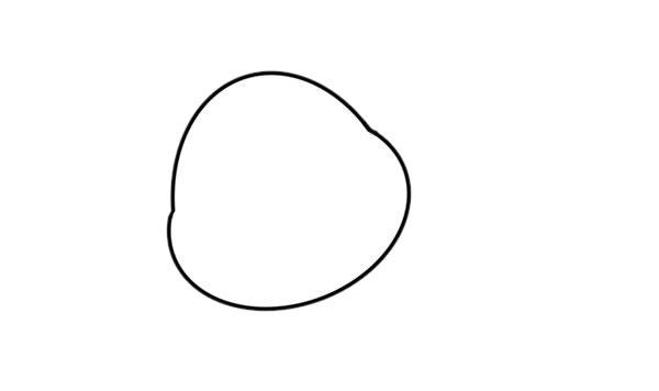 玩具小熊怎么画,小熊简笔画 中级简笔画教程-第2张