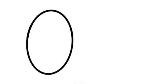 小朋友画公鸡教程 初级简笔画教程-第2张