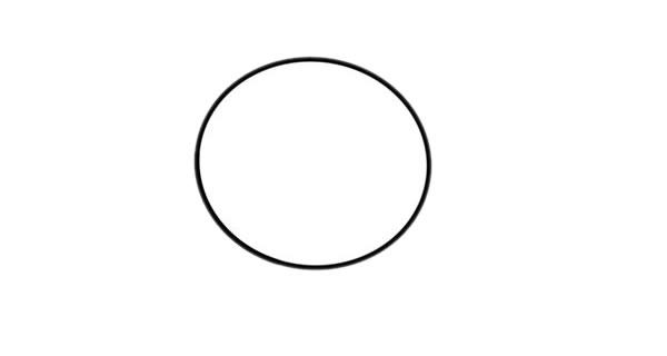 大象儿童简笔画画法 初级简笔画教程-第2张
