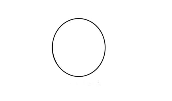 卡通奶牛简笔画,奶牛儿童画图片 中级简笔画教程-第2张