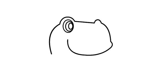 儿童简笔画学画恐龙 中级简笔画教程-第2张
