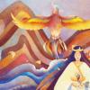 神话故事,睡前故事-《精卫填海》