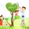 安徒生童话故事-《幸福的家庭》