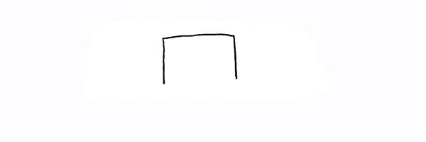 树爷爷画法步骤 卡通树爷爷简笔画彩色画法步骤图教程 植物-第2张
