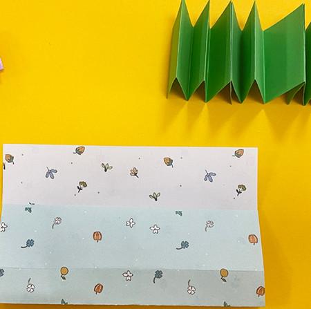 书本折纸方法图解 手工折纸-第6张