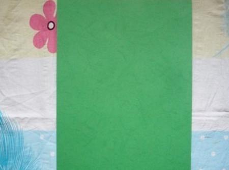 滑滑梯折纸步骤图 手工折纸-第2张