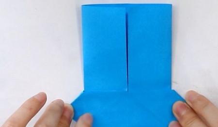 衬衫手工折纸步骤图解 手工折纸-第6张