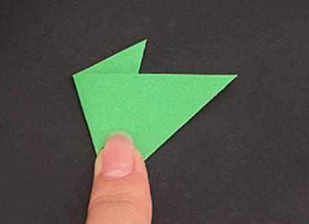 菠萝手工折纸方法图解 手工折纸-第19张