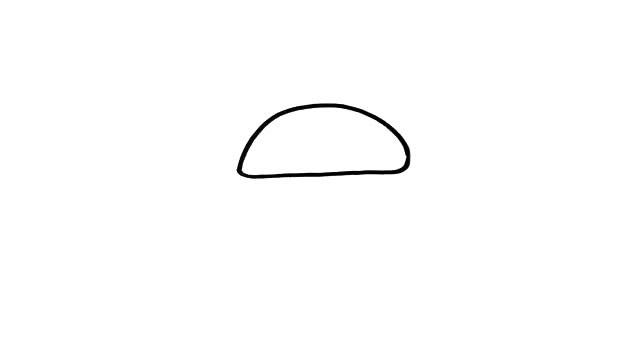 汉堡薯条可乐简笔画