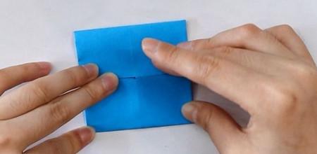 儿童手工折纸花球步骤图解 手工折纸-第4张
