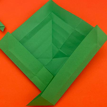回力标折纸教程图解 手工折纸-第11张