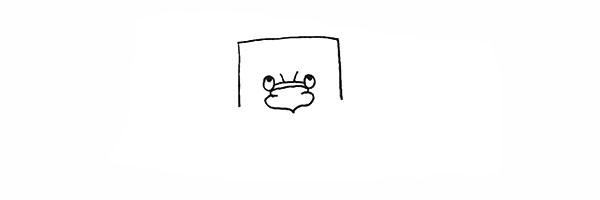 树爷爷画法步骤 卡通树爷爷简笔画彩色画法步骤图教程 植物-第5张