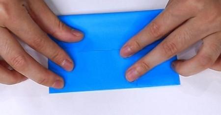 儿童手工折纸帆船折法图解 手工折纸-第7张