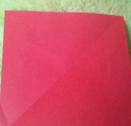 立体小金鱼的简单折法 手工折纸-第2张