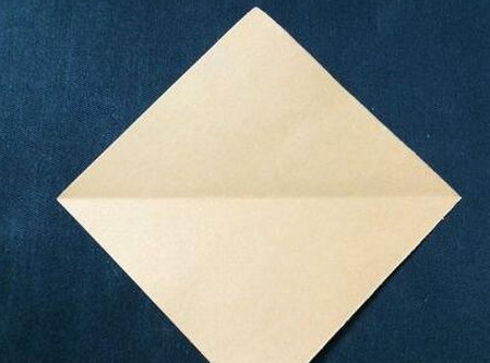 手工折纸鲤鱼步骤图解 手工折纸-第2张
