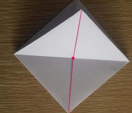 折纸宇宙飞船图解 手工折纸-第6张