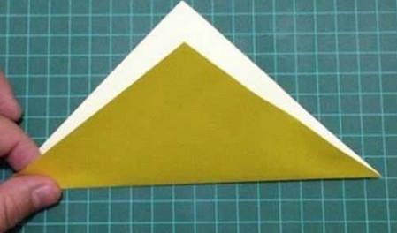 折纸灯笼立体简单做法 手工折纸-第2张