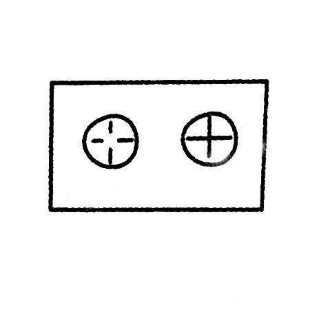 教小朋友画简单的机器人简笔画 人物-第3张