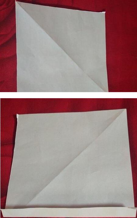 手工折纸西装步骤图解法 手工折纸-第2张