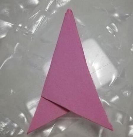 儿童折纸魔术帽的折法图解 手工折纸-第5张