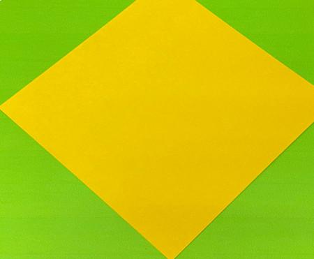 乌鸦手工折纸步骤图解 手工折纸-第2张