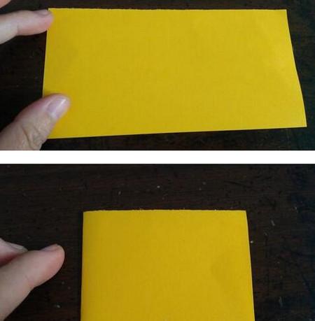 小狗指套怎么折 手工折纸-第2张