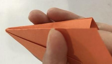 折纸康乃馨的步骤图 手工折纸-第5张