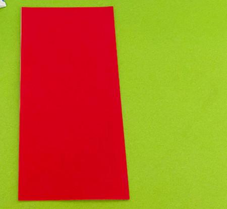 帐篷折纸方法图解 手工折纸-第3张