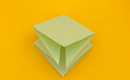 儿童手工折纸康乃馨花教程 手工折纸-第13张