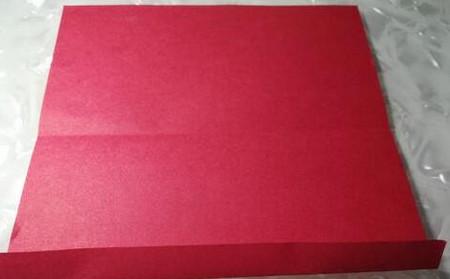 红包怎么折,折纸红包的制作方法 手工折纸-第2张