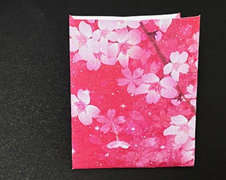 手提包折纸步骤图 手工折纸-第8张