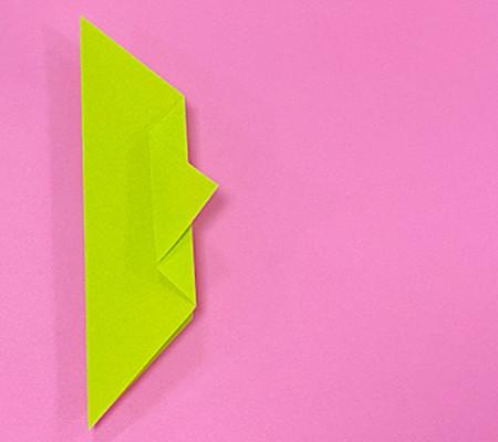蜈蚣折纸图解步骤 手工折纸-第4张