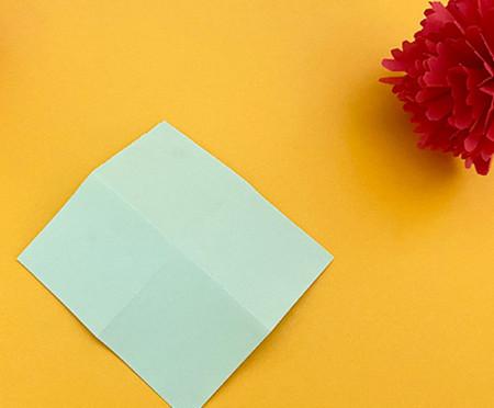 儿童手工折纸康乃馨花教程 手工折纸-第12张