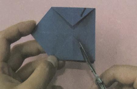 火箭折纸步骤图解 手工折纸-第4张