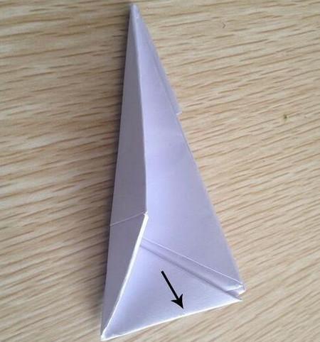 折纸宇宙飞船图解 手工折纸-第8张