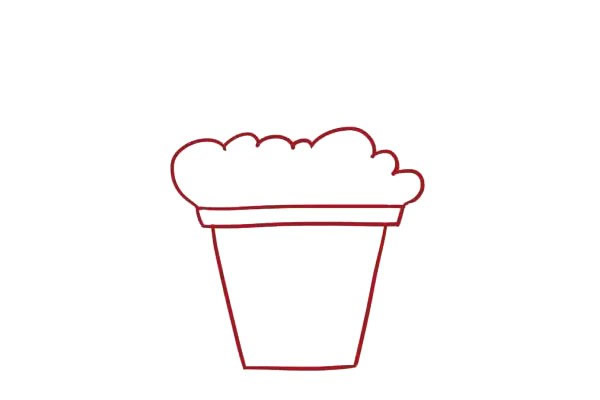 冰淇淋简笔画,哈根达斯简笔画 中级简笔画教程-第4张