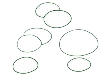 教小朋友画简单的松树简笔画 初级简笔画教程-第3张