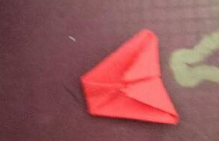 棒棒糖手工折纸步骤图解法 手工折纸-第6张