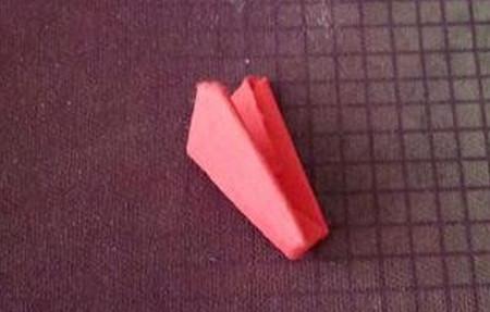 棒棒糖手工折纸步骤图解法 手工折纸-第7张