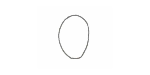 仙人掌简笔画的画法步骤图教程 植物-第2张